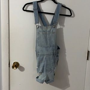 Jean overalls size 2 (S)
